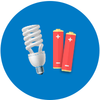 Battery & Bulbs Recycling