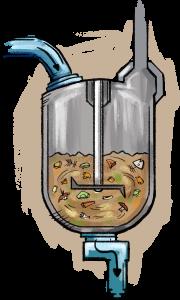 Food Waste Dissolver