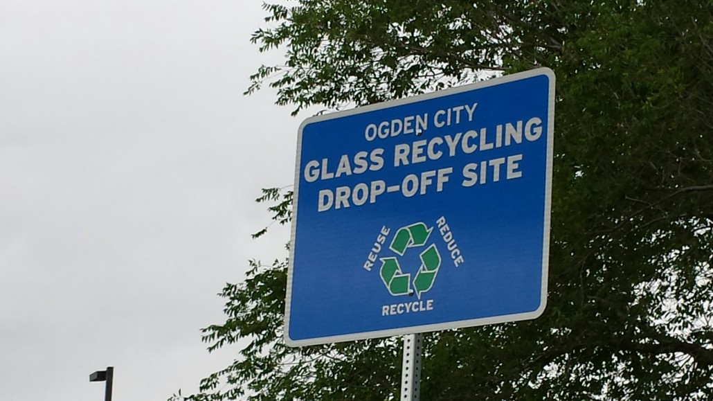 Ogden City Glass Recycling