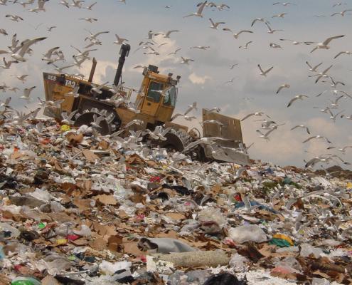 Salt Lake County Landfill