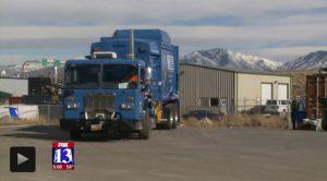 Fox13 Utah Clean Air Grant