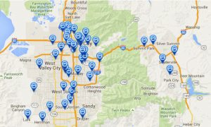 Glass Recycling Public Drop-Off Locations Around Salt Lake County