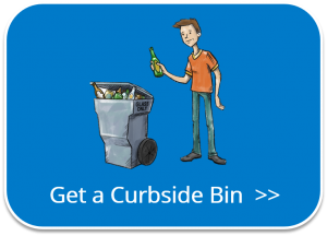 Get A Curbside Glass Bin