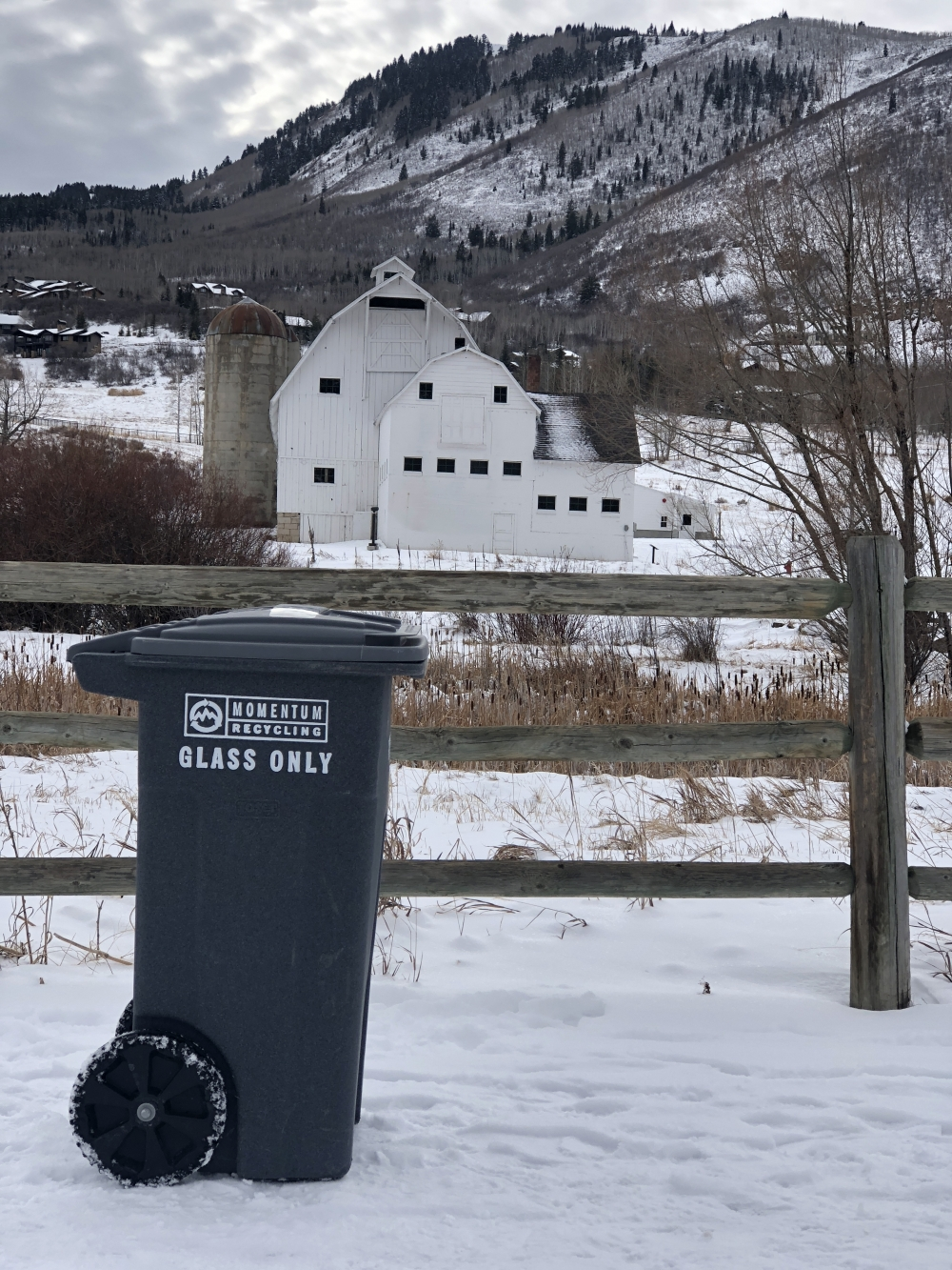 Park City Residential Glass Recycling Program