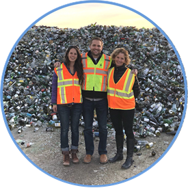 Tours of Glass Recycling Facility
