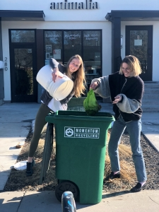 Animalia Food Waste Recycling