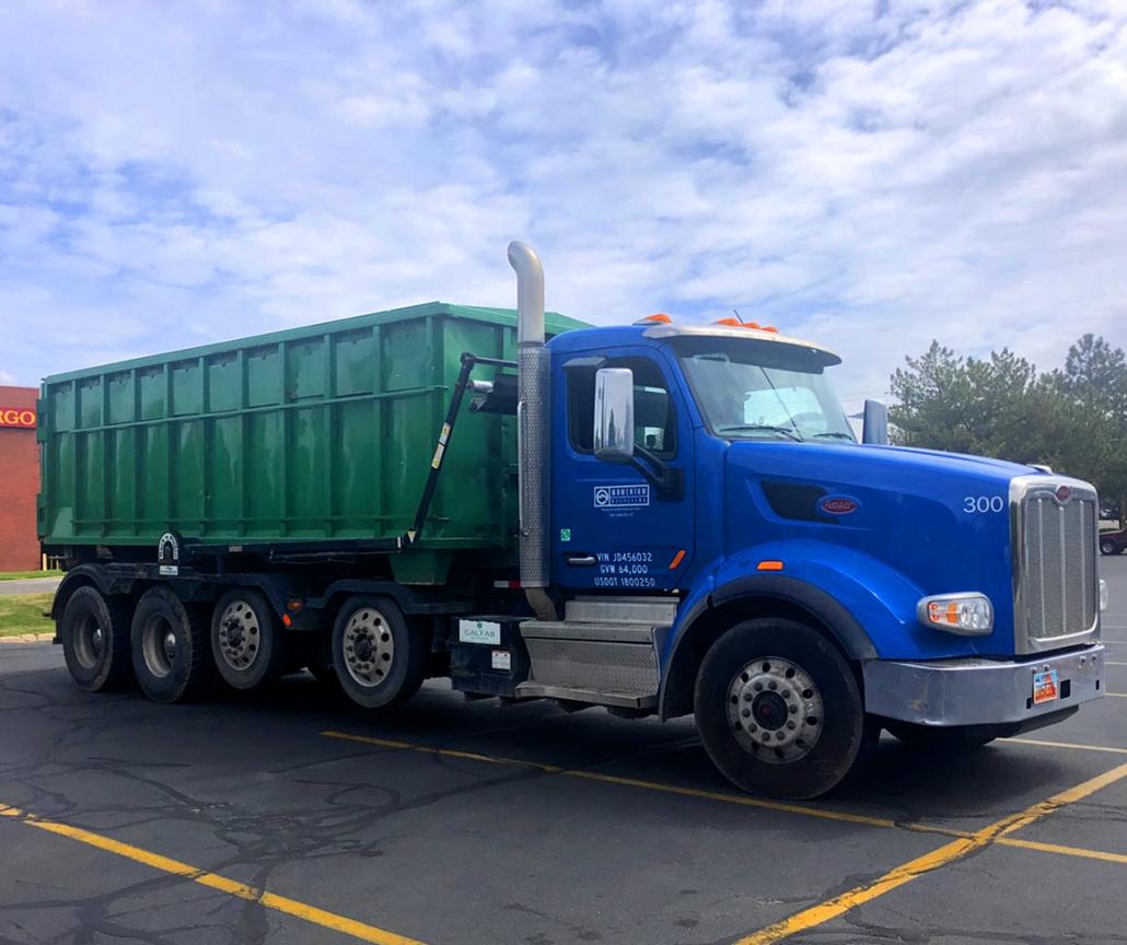 Salt Lake City Roll Off Dumpster Service