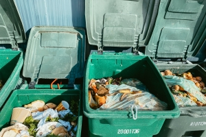 Food Waste in Momentum Recycling Bins